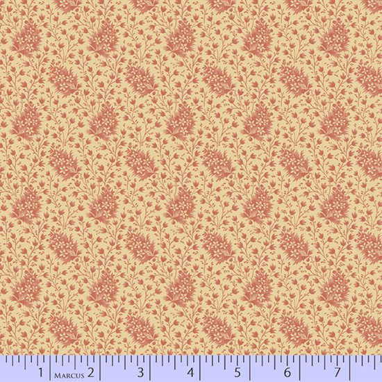 Journey to America 0891-0130 by Judie Rothermel for Marcus Fabrics