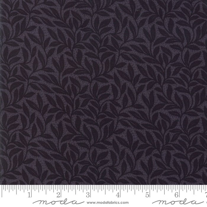 Sweet Holly 108 Wide 11163-19 Black by Kansas Troubles for Moda