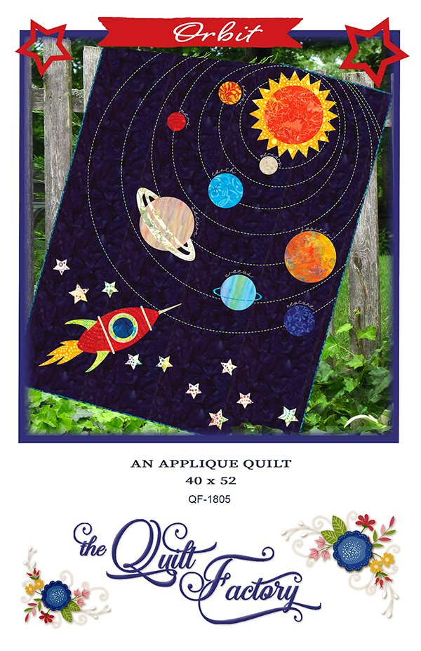 Orbit Quilt Kit