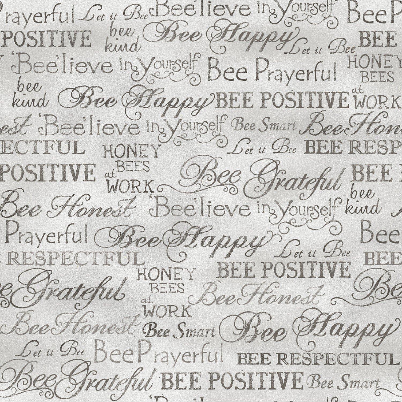 Bee Kind 120-99253 Bee Happy Words from Paintbrush Studio