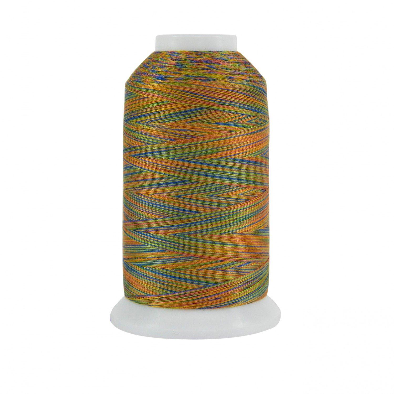 King Tut Cotton Quilting Thread 933 Hieroglyphs 3-ply 40wt 2000yds Cone