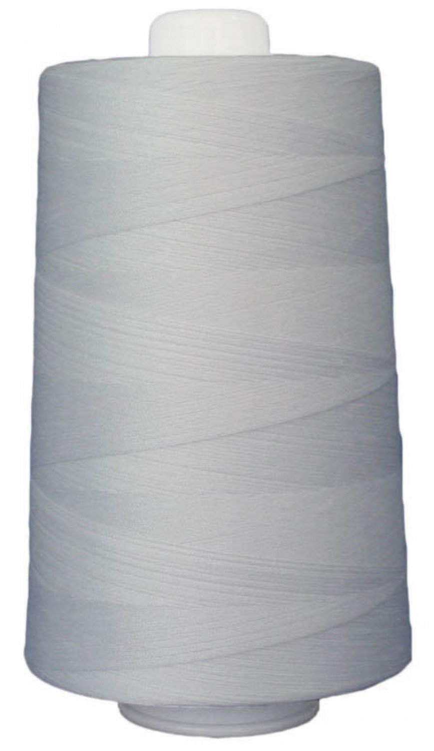 OMNI Polyester Thread 40 wt  6000 yds  3001 Bright White by Superior