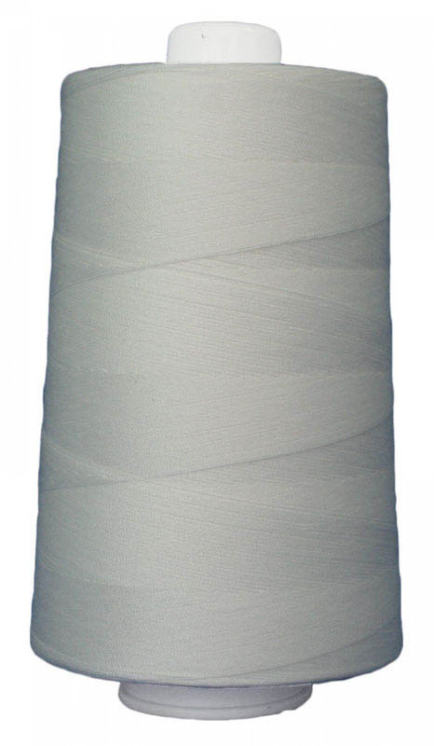 OMNI Polyester Thread 40 wt 6000 yds 3002 Natural White by Superior