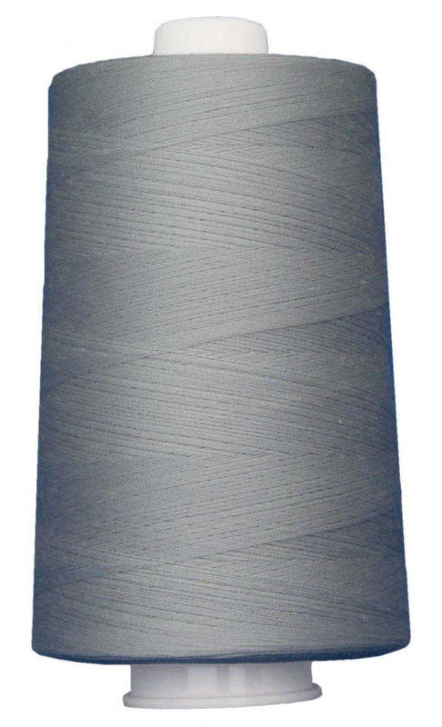 OMNI Polyester Thread 40 wt  6000 yds 3022 Silver by Superior