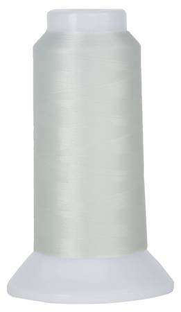 MicroQuilter 7002 Lace White Poly 100 wt 3000 yd Cone