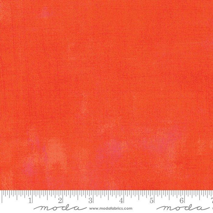 Grunge 30150-263 Tangerine by Basic Grey for Moda