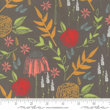 Creekside Meadow 37530-12 Stone by Sherri & Chelsi of A Quilting Life for Moda