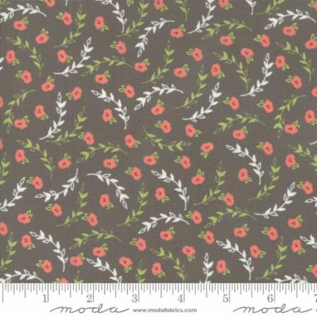 Creekside Posies 37532-12 Stone by Sherri & Chelsi of A Quilting Life for Moda