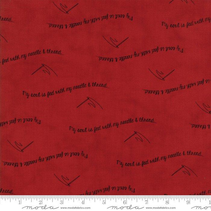 Needle & Thread Gatherings 1230-14 Russett by Primitive Gatherings