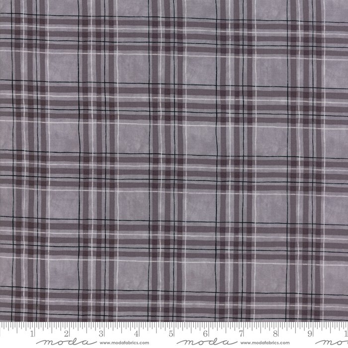 Hearthside Holiday 19835-14 Slate Gray from Deb Strain for Moda