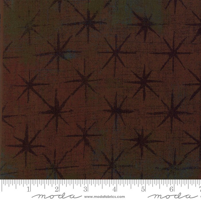 Grunge 30148-19 Hot Cocoa Seeing Stars by Moda
