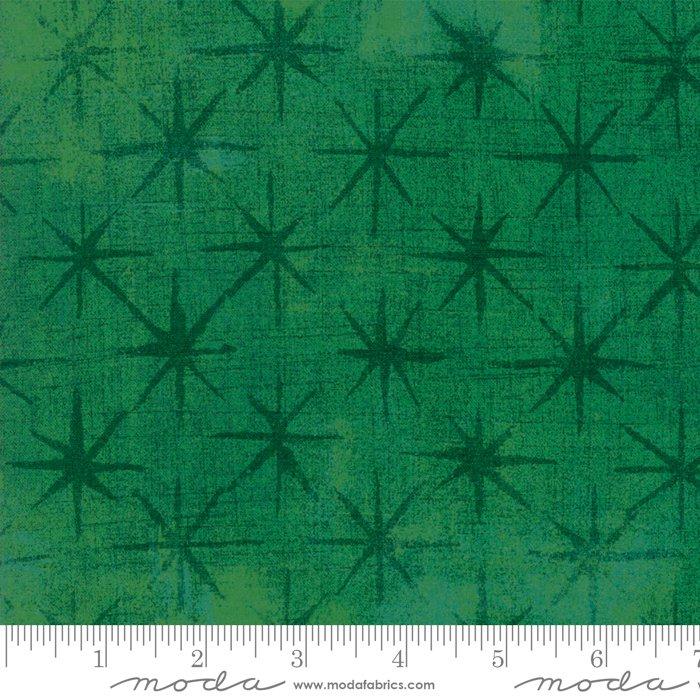 Grunge 30148-54 Kelly Green Seeing Stars by Moda