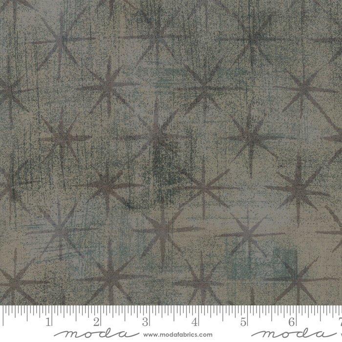 Grunge 30148-56 Grey Coutur Seeing Stars by Moda