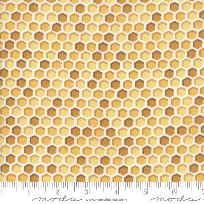 Bee Joyful 19875-12 by Deb Strain for Moda