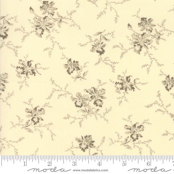 Nancy's Needle 31602-12 Light Cream by Betsy Chutchian for Moda