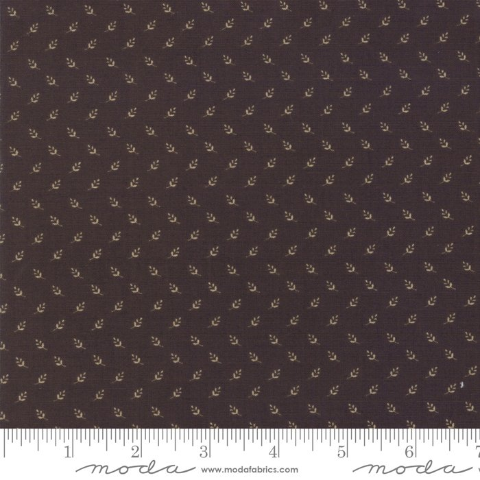 Nancy's Needle 31606-20 Black Walnut by Betsy Chutchian for Moda