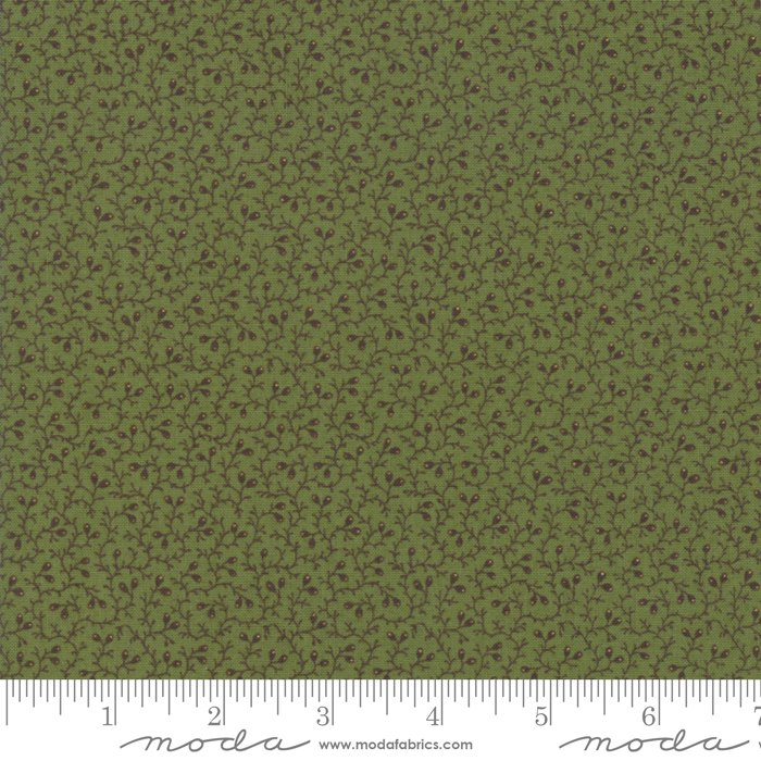 Nancy's Needle 31607-14 Prairie Grass by Betsy Chutchian for Moda