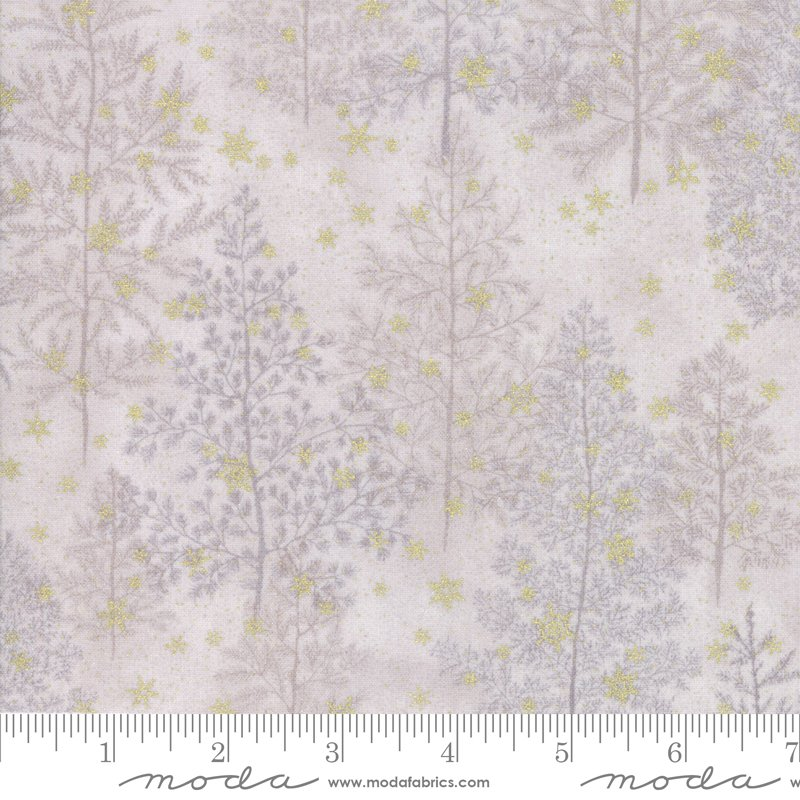 Forest Frost Glitter 33520-13MG Cloud from Moda