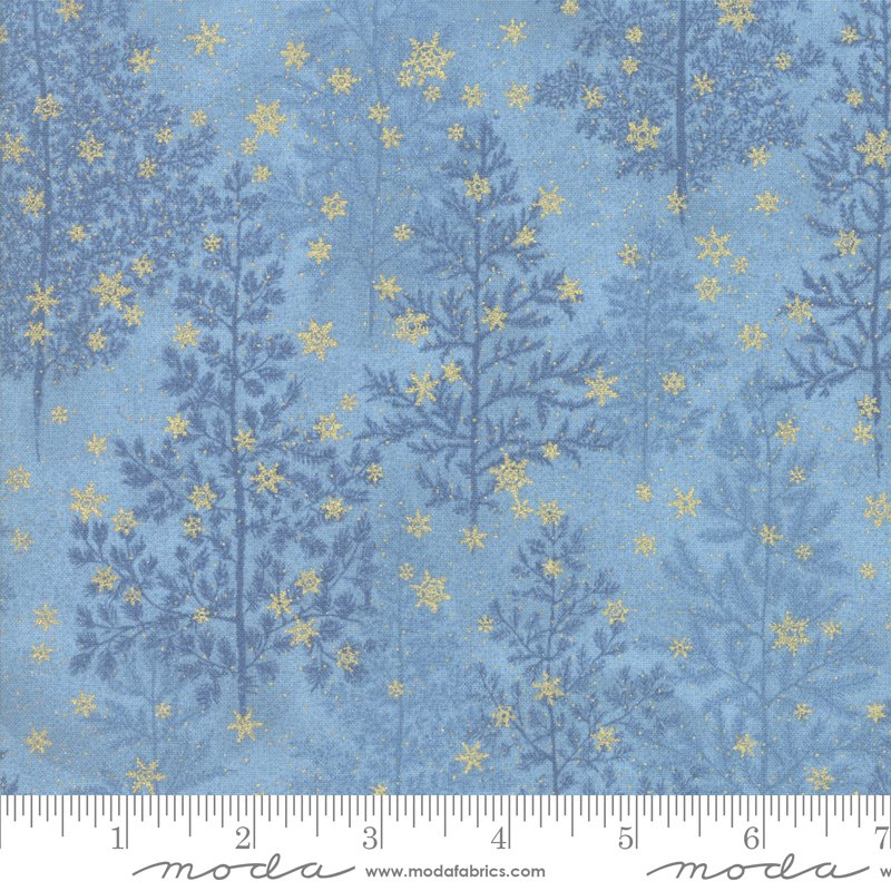 Forest Frost Glitter 33520-15MG Icicle from Moda