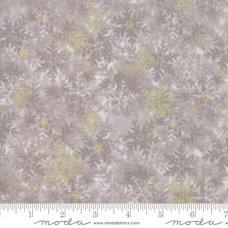 Forest Frost Glitter 33523-12MG Cloud from Moda