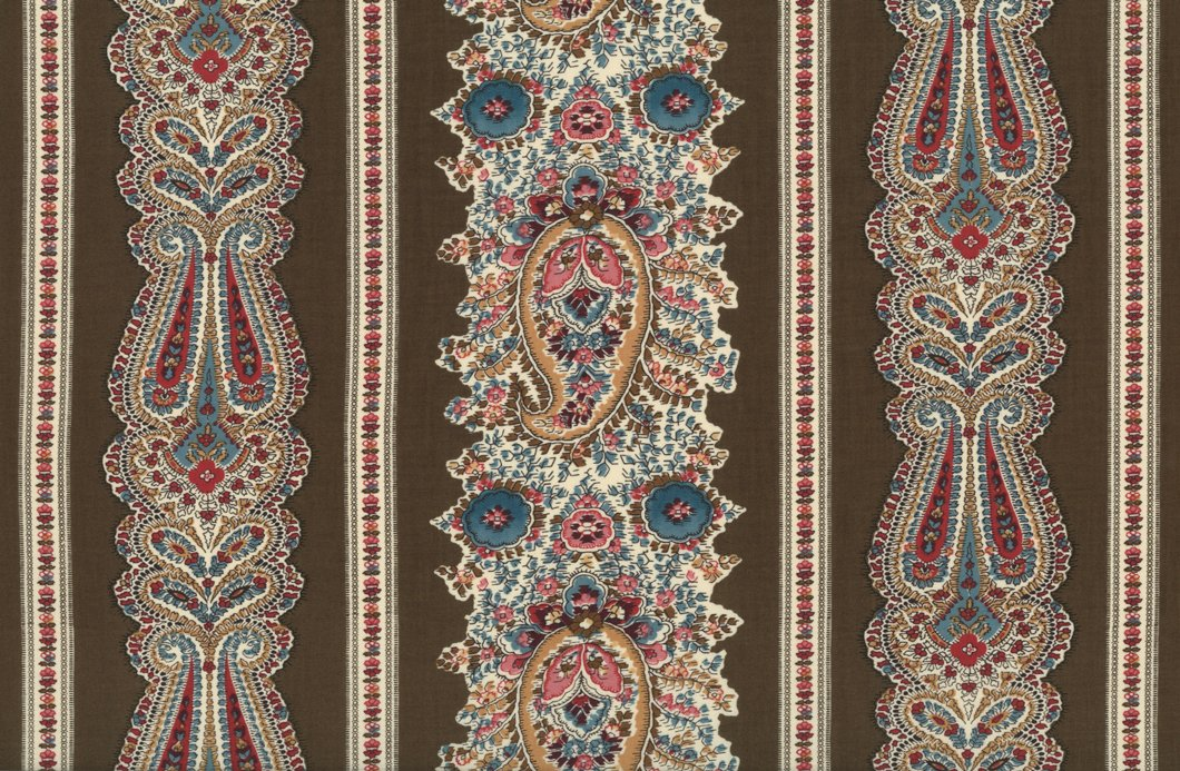 Ladies Legacy 8350-14 Yankee Chocolate by Barbara Brackman for Moda Fabrics