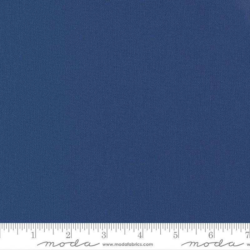 Bella Solids 9900-48 Admiral Blue from Moda