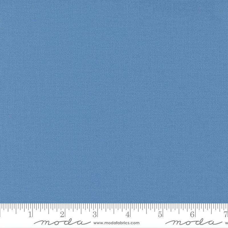 Bella Solids 9900-49 French Blue from Moda
