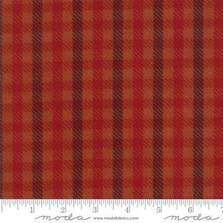Wool & Needle VI 1255 27F Salmon Flannel Primitive Gatherings