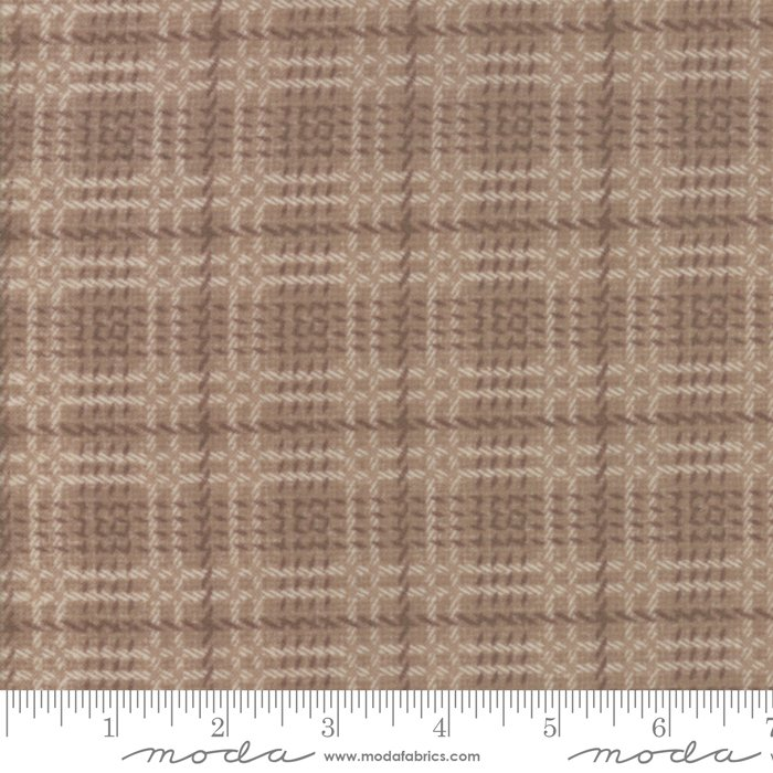 Wool & Needle VI 1257 13F Oatmeal Flannel Primitive Gatherings