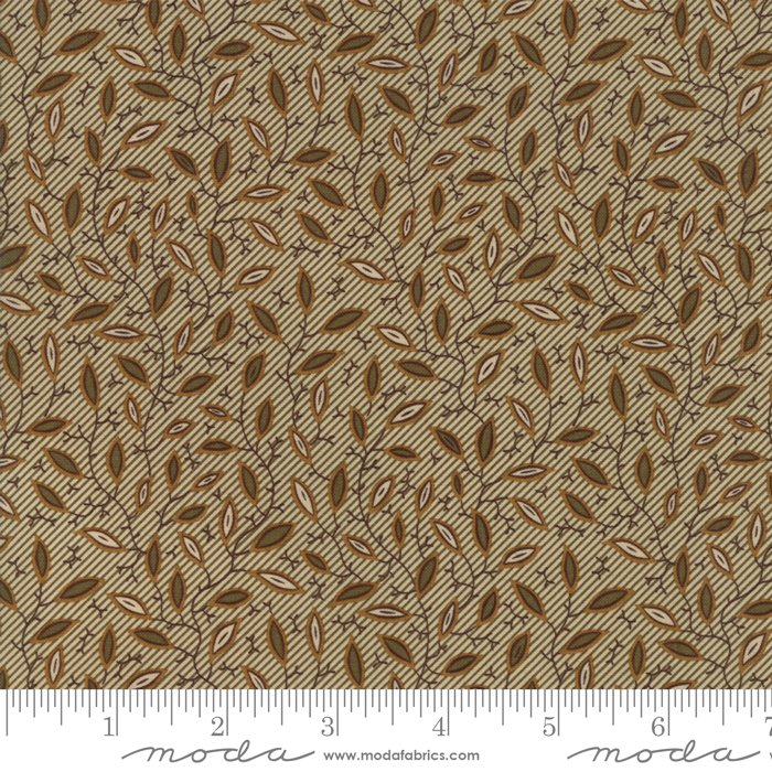 Spice It Up 38053-13 Olive Green by Jo Morton for Moda