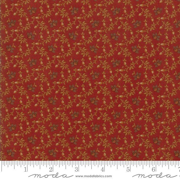 Spice It Up 38055-16 Redder Rust by Jo Morton for Moda