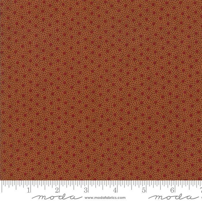 Spice It Up 38056-14 Rust by Jo Morton for Moda