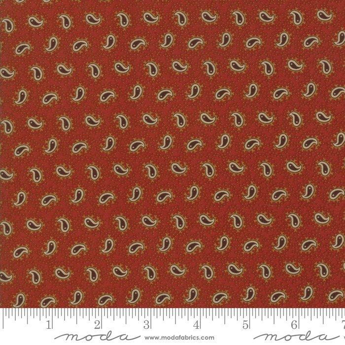 Spice It Up 38058-16 Redder Rust by Jo Morton for Moda