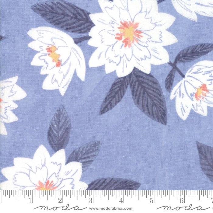Twilight 36030-12 Floral Sky by One Canoe Two for Moda