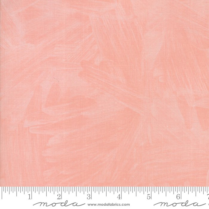 Twilight 36008-24 Watercolor Coral by One Canoe Two for Moda