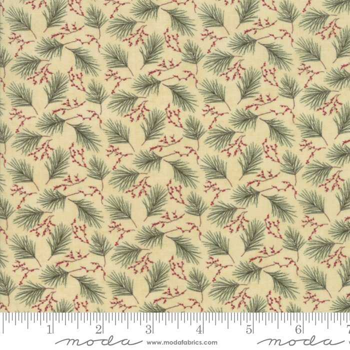 Winter Manor 6773-12 Buff by Holly Taylor for Moda
