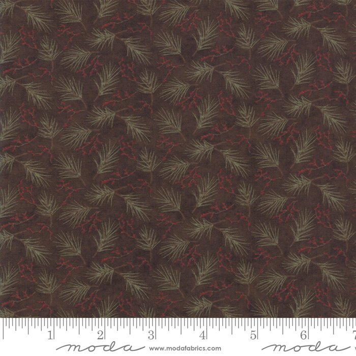 Winter Manor 6773-16 Twig by Holly Taylor for Moda