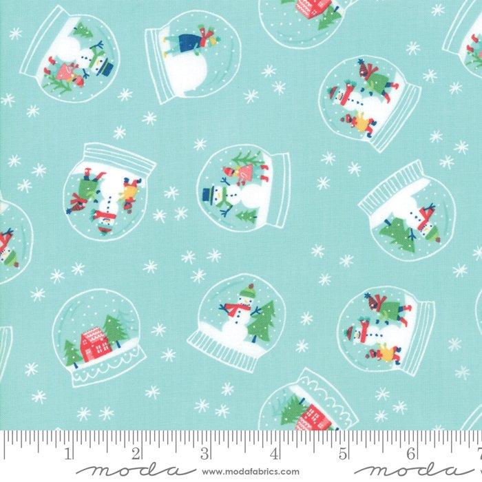 Snow Day 20632-14 Snowglobe Magic by Stacy Iest Hsu for Moda