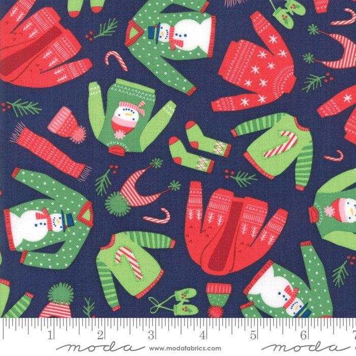 Snow Day 20633-18 Winterwear by Stacy Iest Hsu for Moda