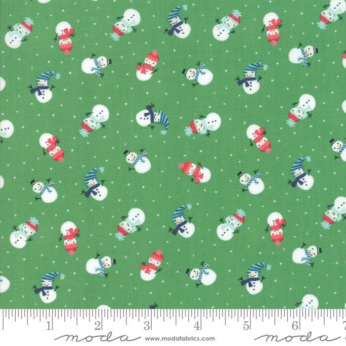 Snow Day 20634-17 Lil Snowmen by Stacy Iest Hsu for Moda