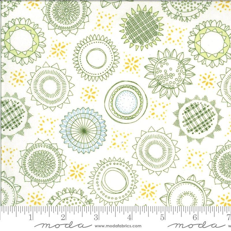 Solana 48682-11 Varietals Cream by Robin Pickens for Moda