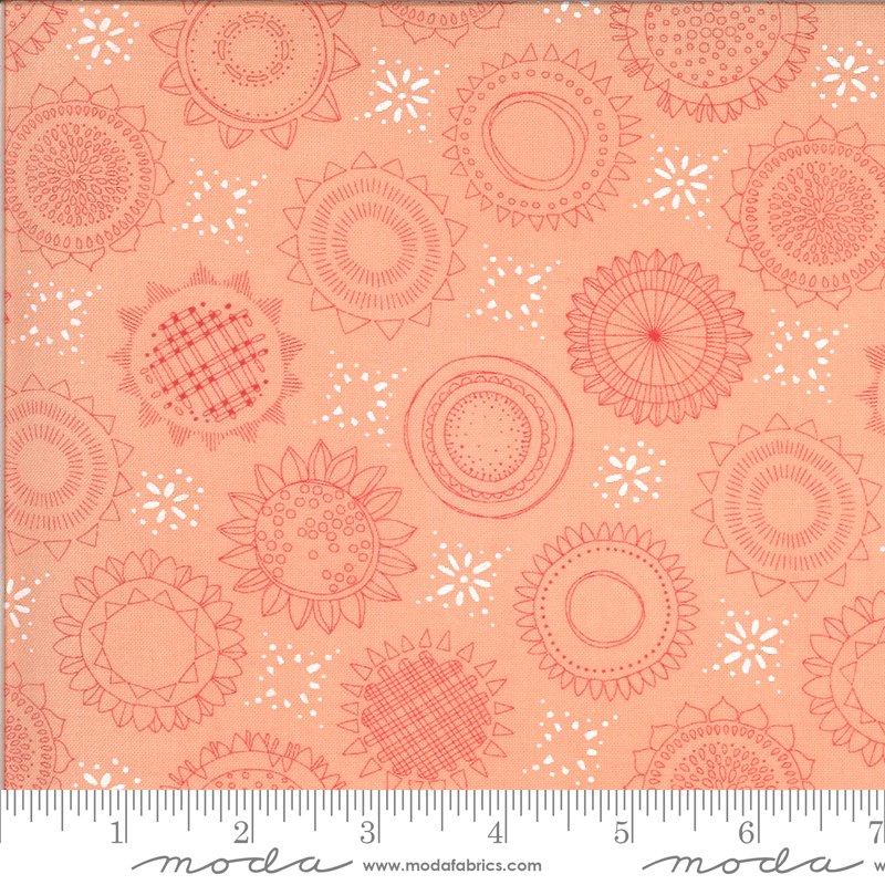 Solana 48682-19 Varietals Peach by Robin Pickens for Moda