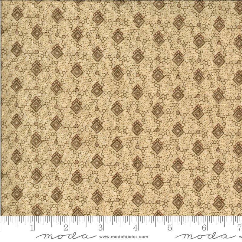 Hopewell 38111-11 Cream by Jo Morton for Moda Fabrics