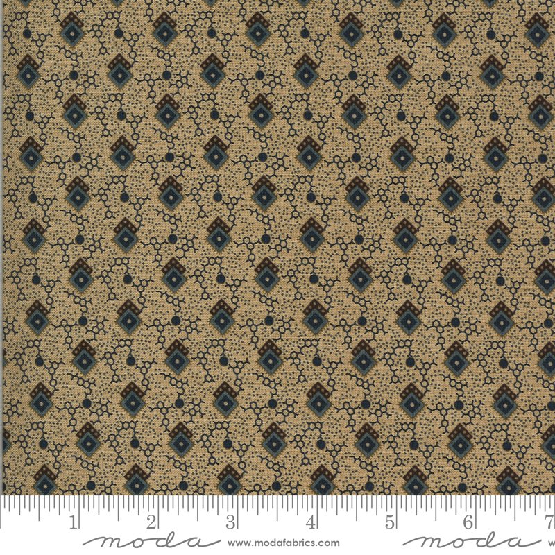 Hopewell 38111-12 Light Tan by Jo Morton for Moda Fabrics