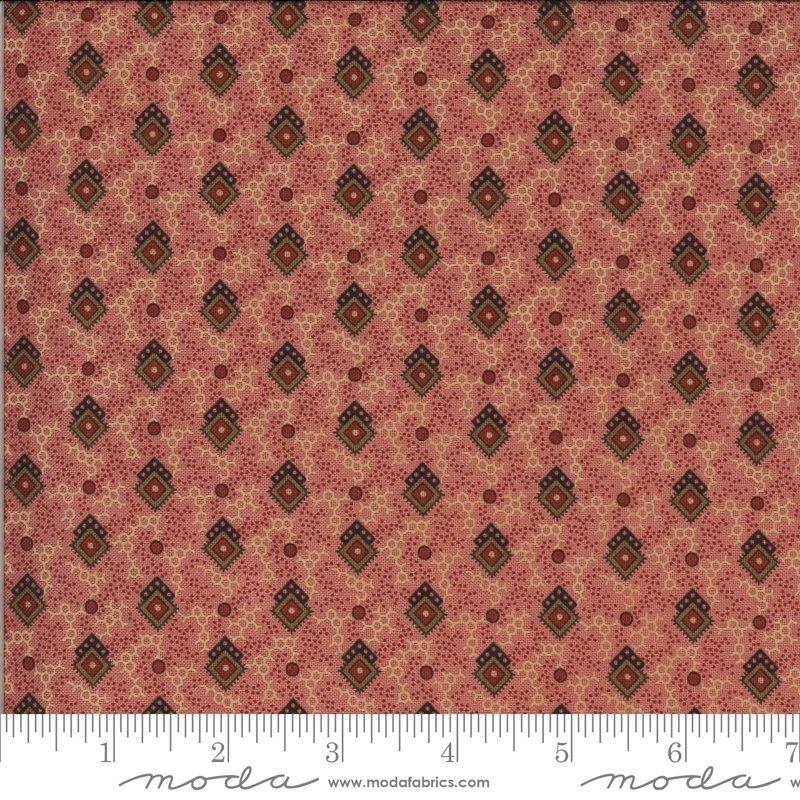Hopewell 38111-14 Pink by Jo Morton for Moda Fabrics