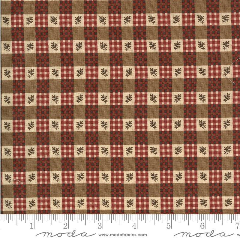 Hopewell 38113-13 Tan by Jo Morton for Moda Fabrics