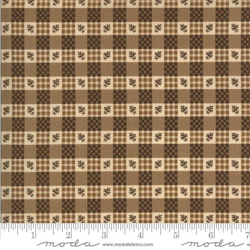 Hopewell 38113-16 Cocoa by Jo Morton for Moda Fabrics
