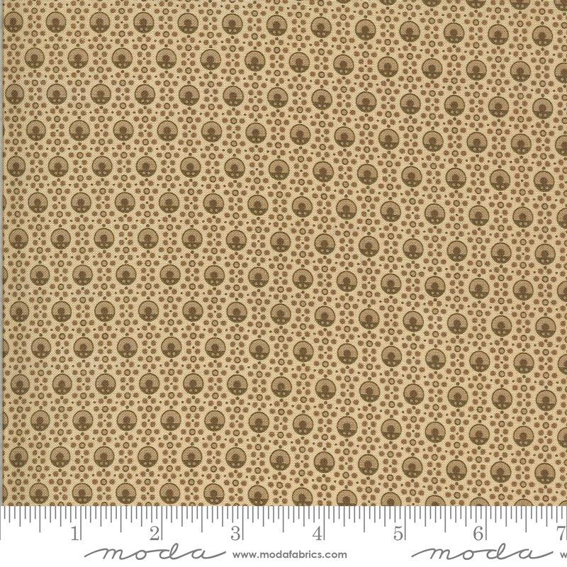 Hopewell 38115-11 Cream  by Jo Morton for Moda Fabrics