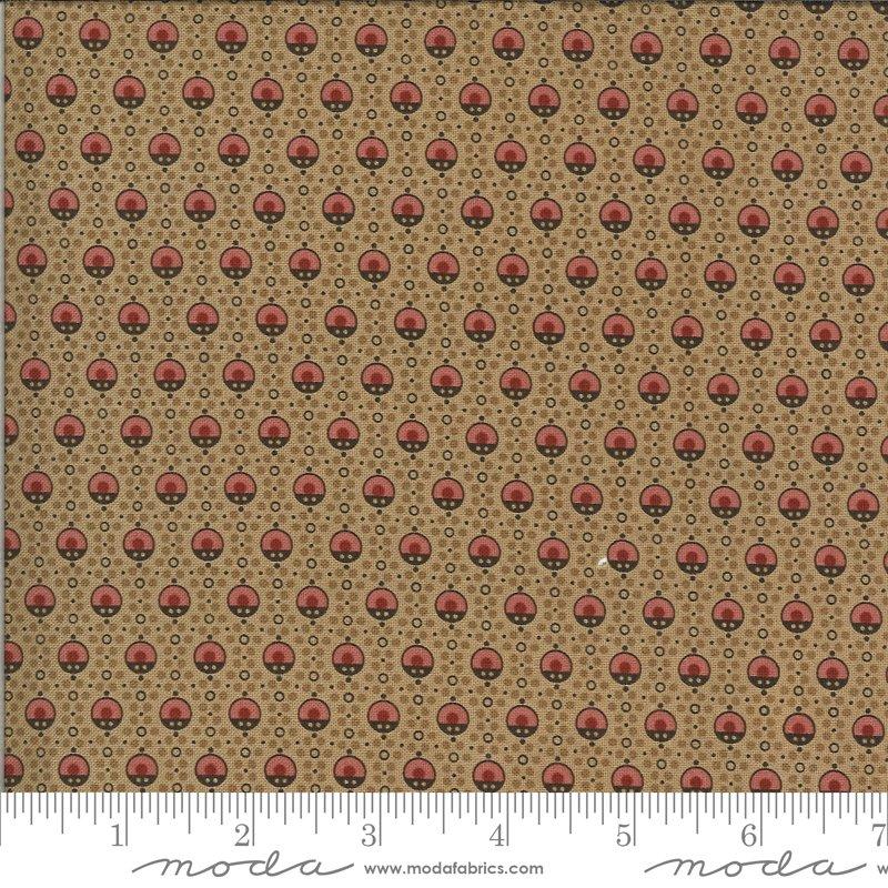 Hopewell 38115-12 Light Tan  by Jo Morton for Moda Fabrics