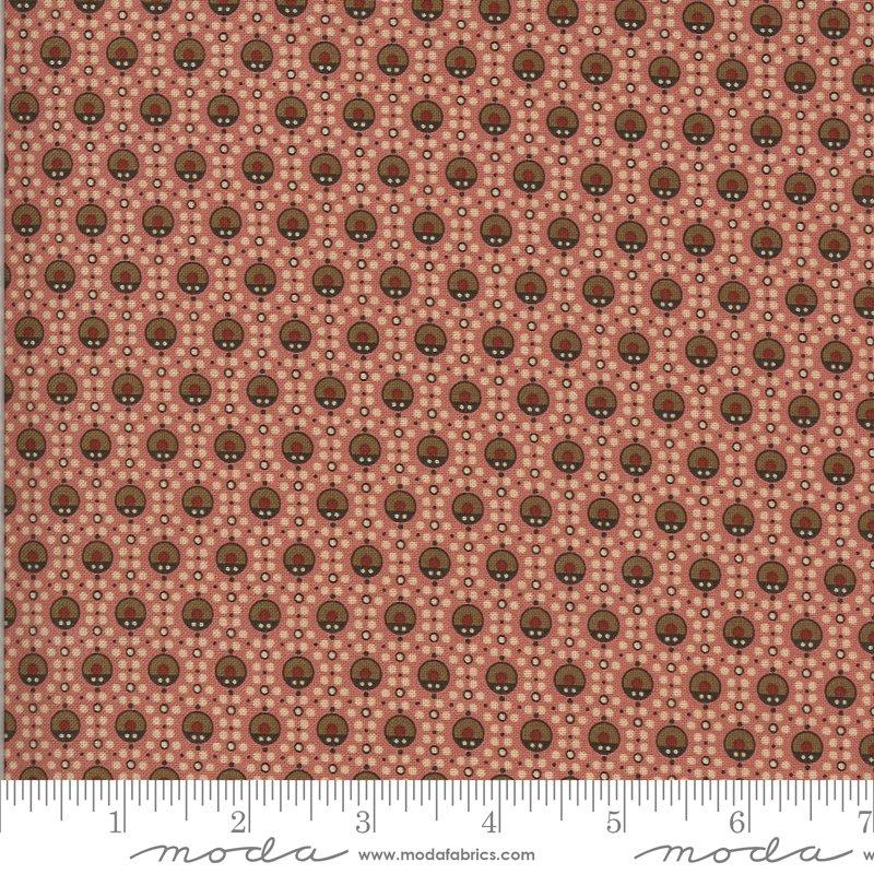 Hopewell 38115-14 Pink  by Jo Morton for Moda Fabrics